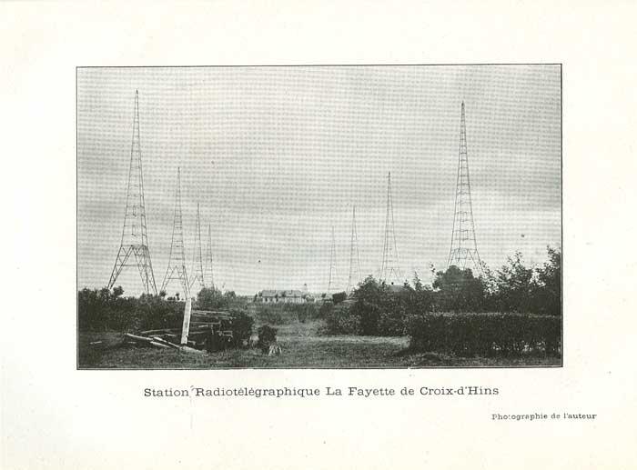 La Fayette Croix d'Hins