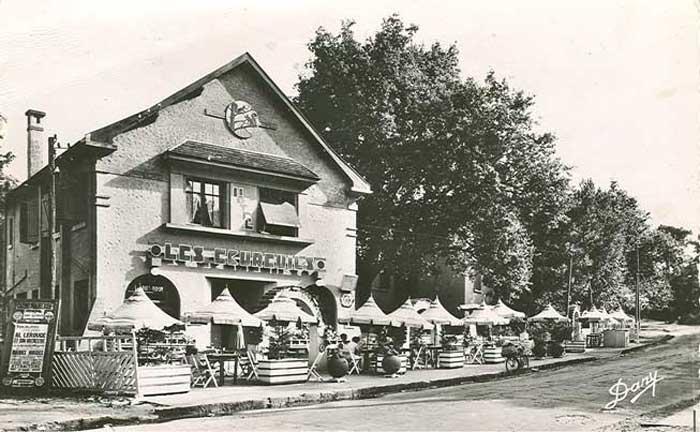 Hôtel les Ecureuils