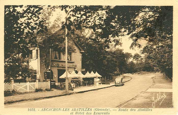 Hôtel Ecureuils