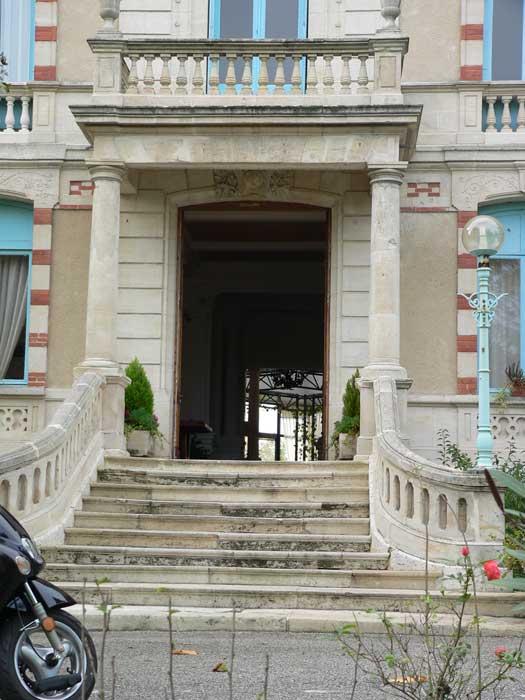 Escalier Régina 2006