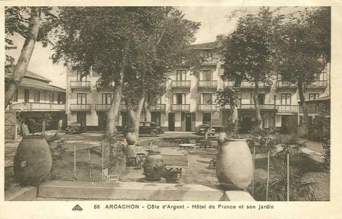 Vue du Jardin France