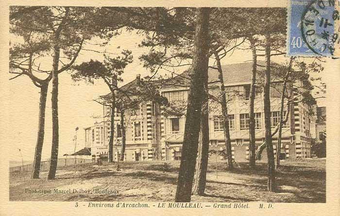 Grand Hôtel du Moulleau