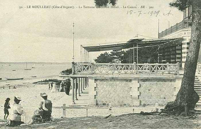 Terrasse GH Moulleau