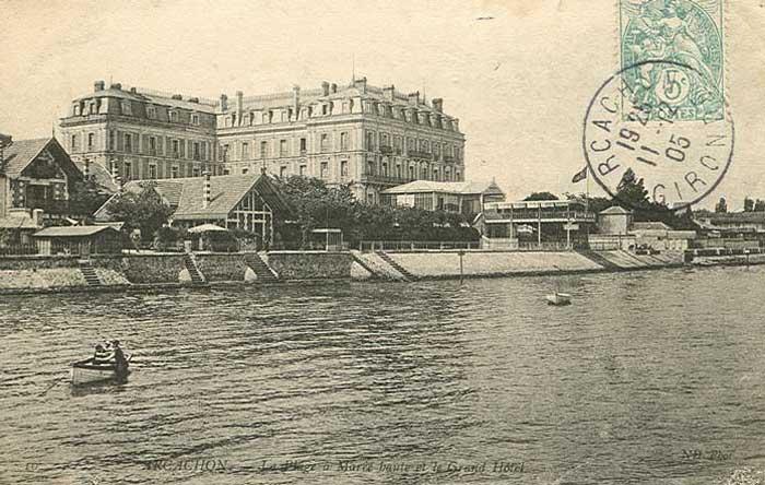 Grand Hôtel Arcachon