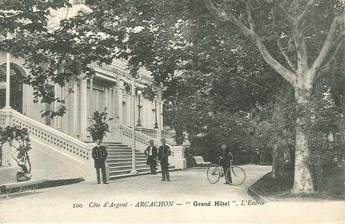 Personnel Grand Hôtel