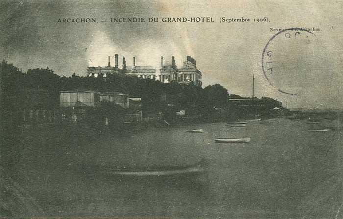 Incendie du Grand Hôtel