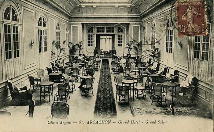 Salon Grand Hôtel
