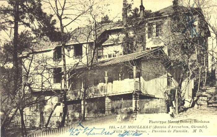 Pension Notre-Dame Moulleau