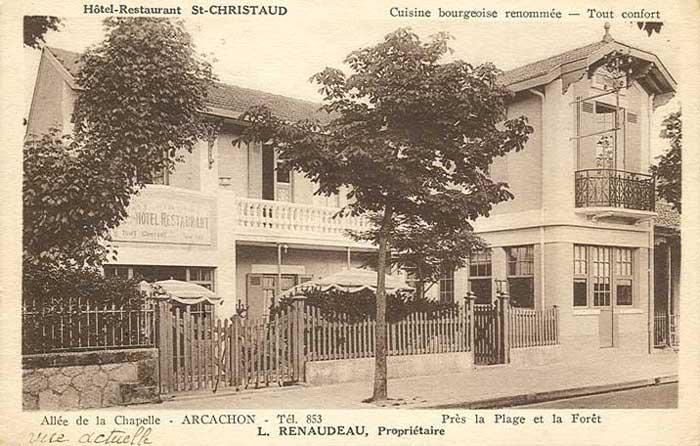 Hôtel Saint-Christaud