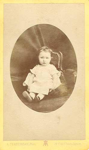 Bébé par Terpereau