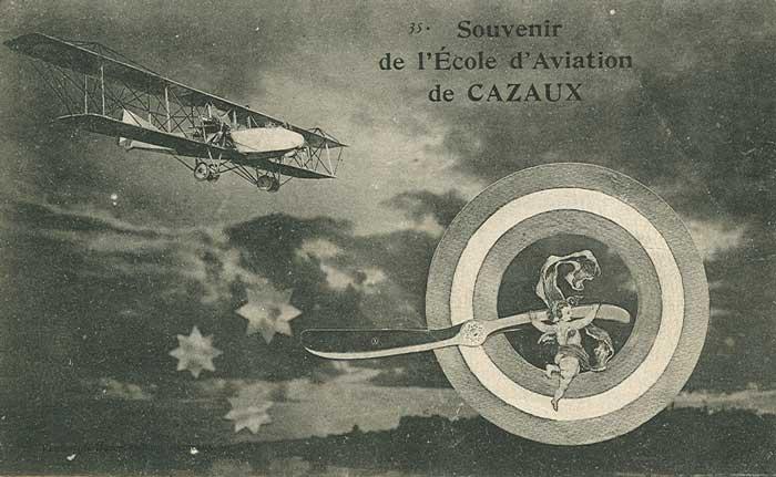 Ecole aviation de Cazaux