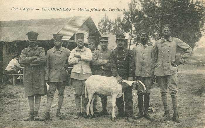 Sénégalais du Courneau