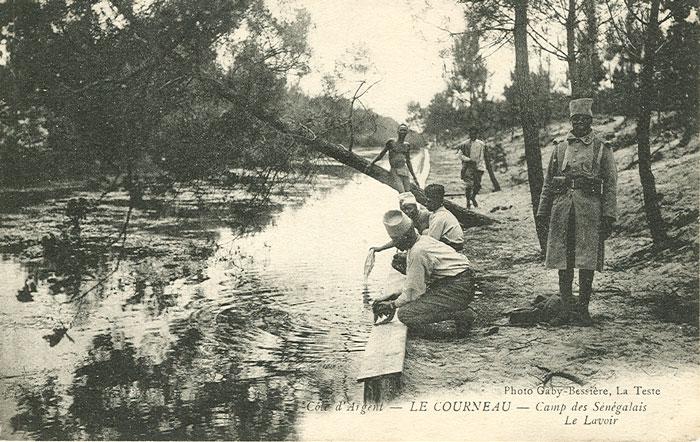Lavoir des Sénégalais