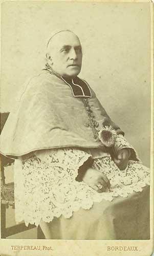 Dignitaire ecclésiastique par Terpereau