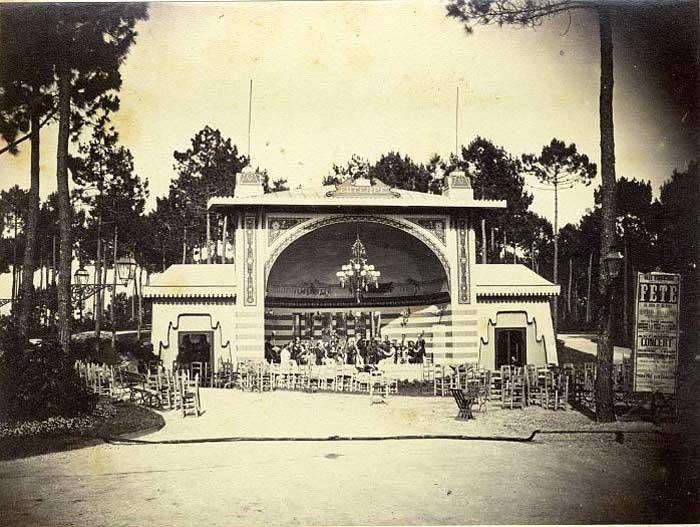Pavillon Mozart
