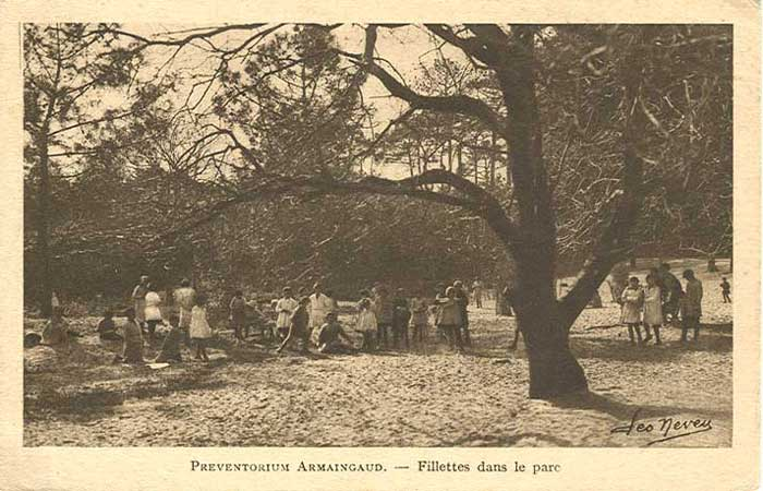 Parc Armaingaud