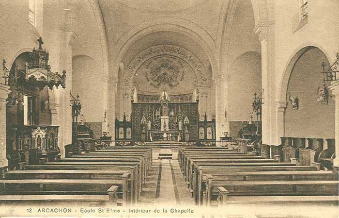Chapelle St-Elme