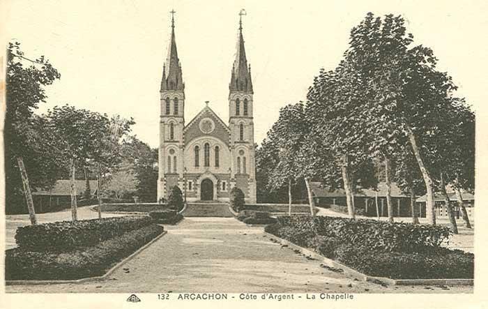 Chapelle et Parc St-Elme