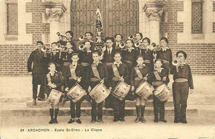 St-Elme : La Clique