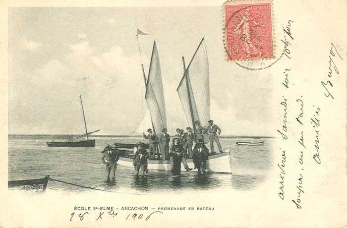 St-Elme : bateau
