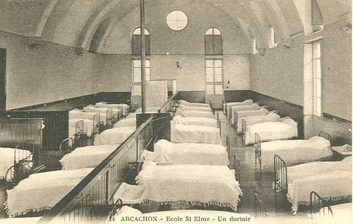 St-Elme : Dortoir