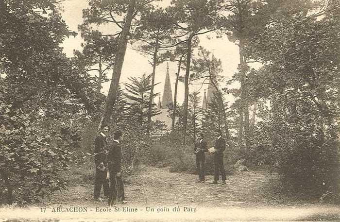 Parc St-Elme