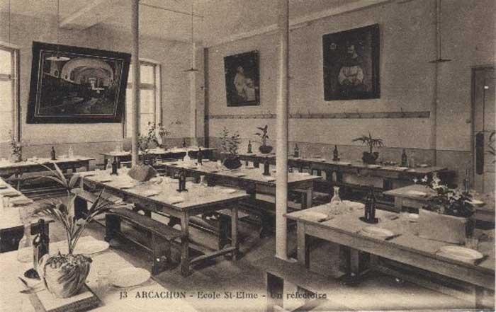 Réfectoire Saint-Elme