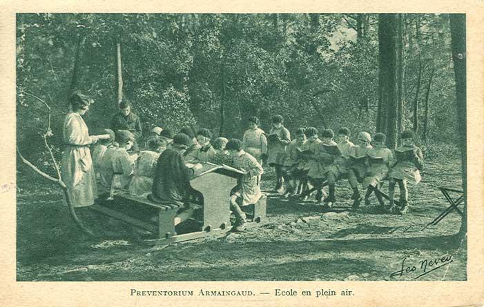 Préventorium Armaingaud