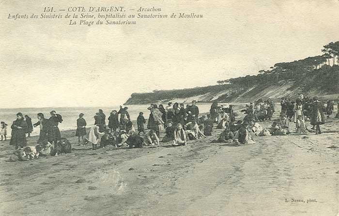 Les Sinistrés de La Seine 1910
