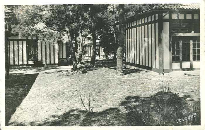 Les pavillons