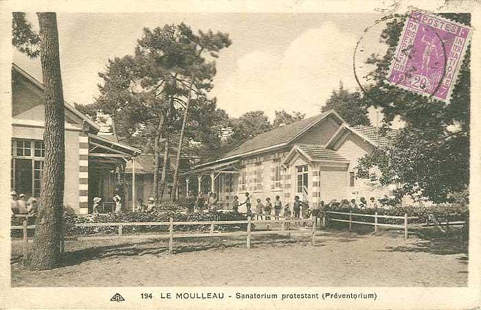 Sanatorium protestant