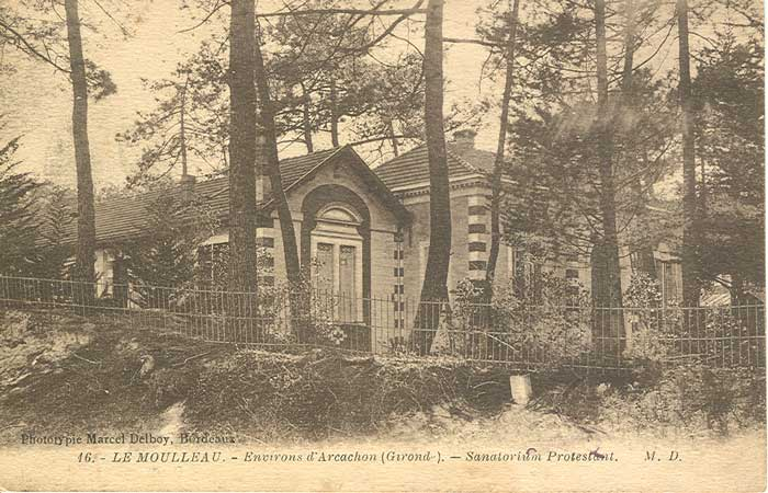 Sanatorium protestan