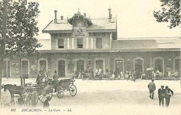 Gare Arcachon