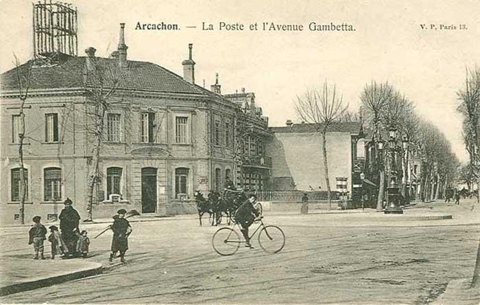 La Poste Arcachon