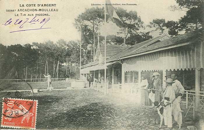 Tir aux Pigeons 1909