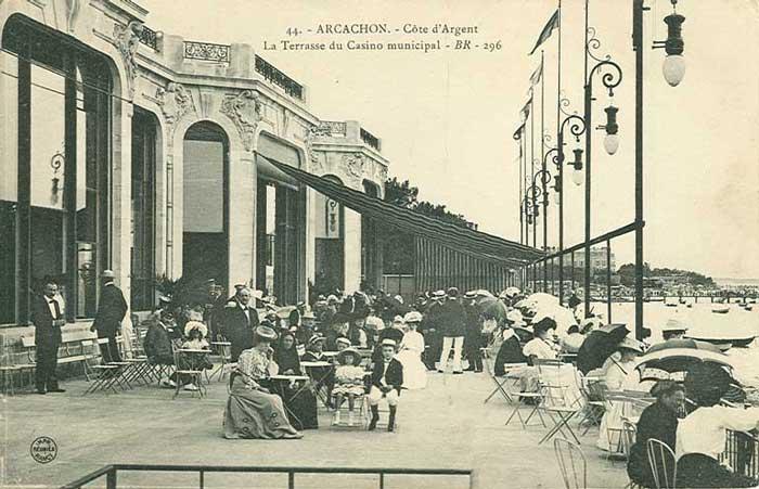 Casino vers GHôtel