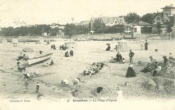 Plage d'Eyrac