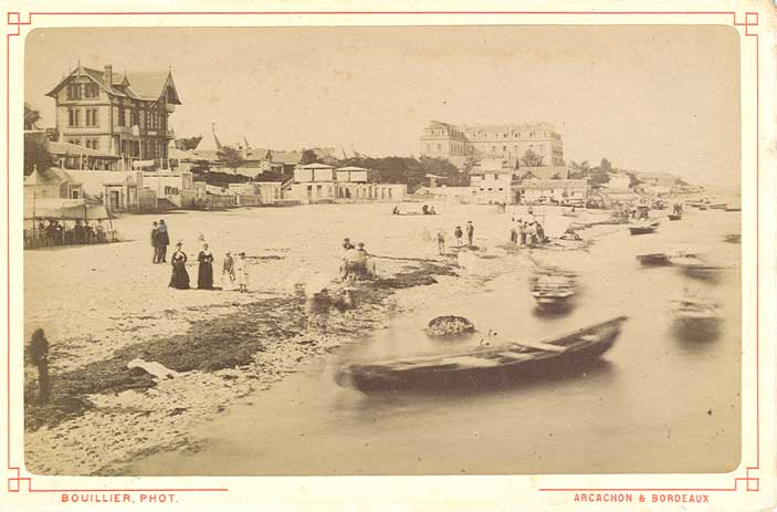 Photo Bouillier vers 1880