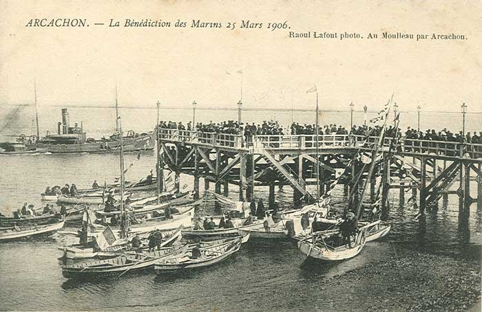 B�nediction des Marins