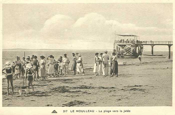 Jetée Moulleau