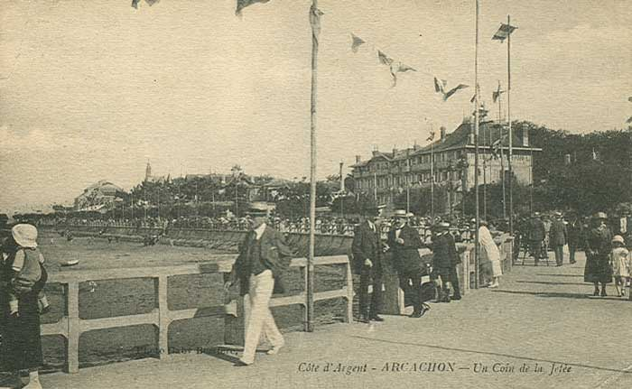 Jetée Thiers 1930