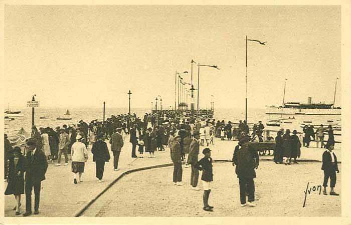 Jetéé Thiers 1930