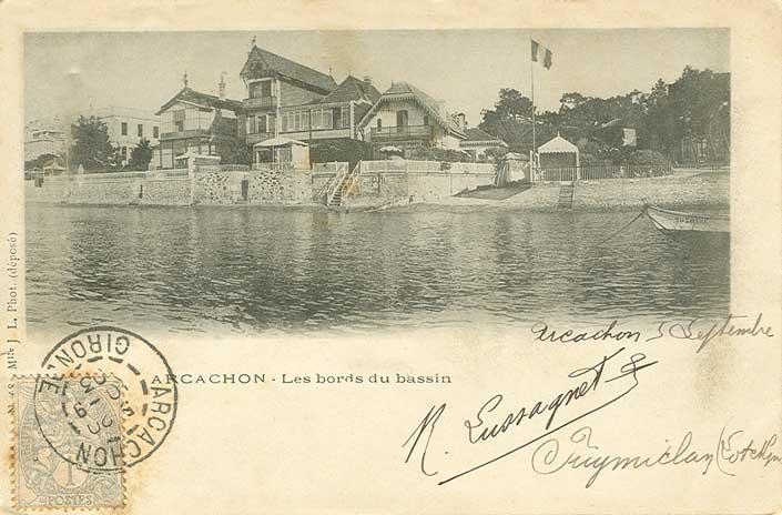 Villas vers Joigny