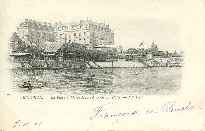 Plage Grand Hotel