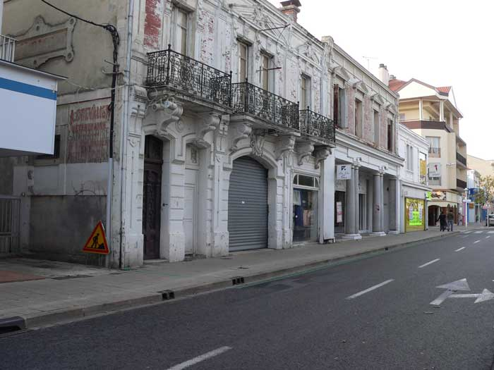 Boulevard de la Plage en 2006