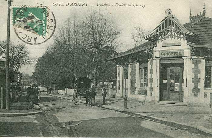 Boulevard de Chanzy