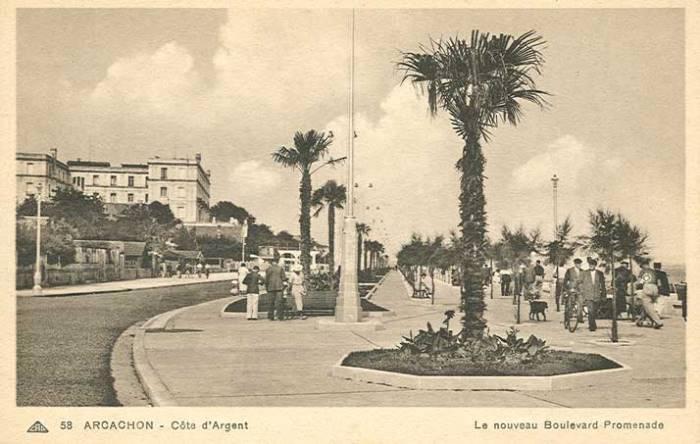 Boulevard Gounouilhou
