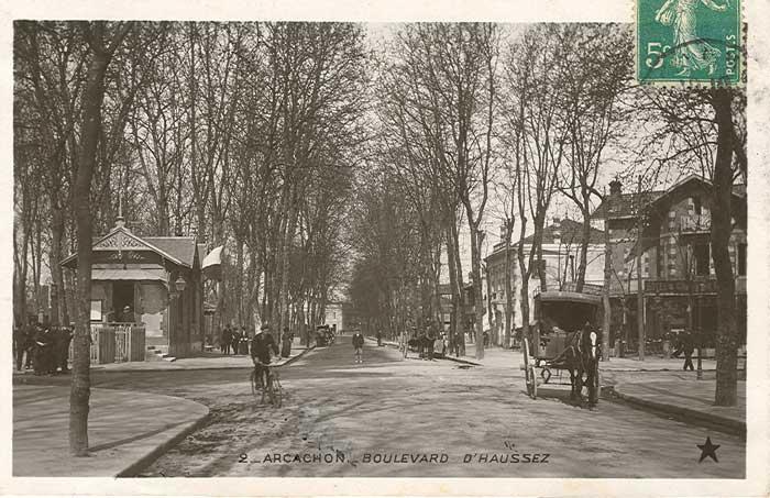 Boulevard d'Haussez