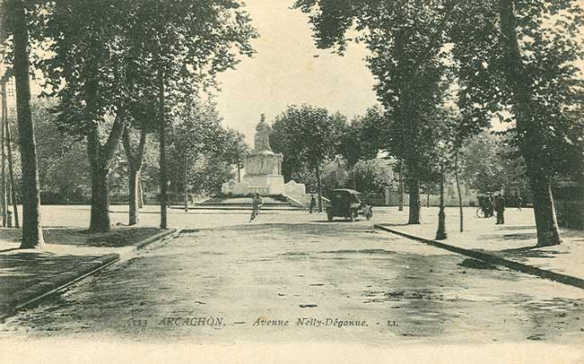 Avenue Nelly Deganne
