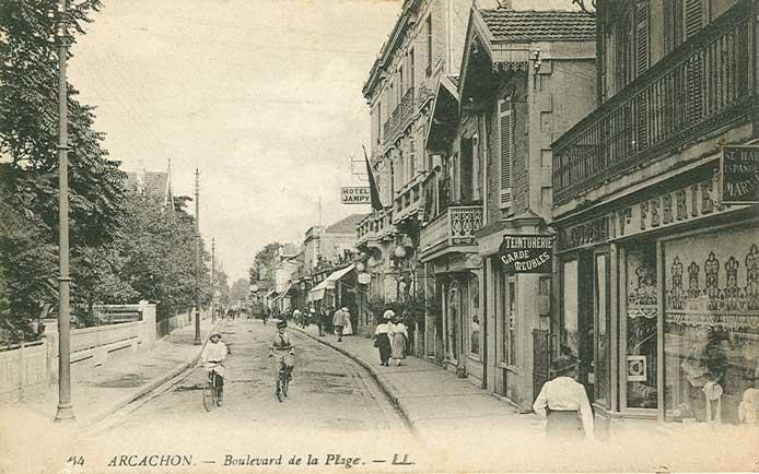 Bd Plage Ouest-Est